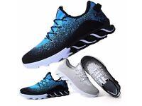 Splatter Style Sports Shoes For Men!