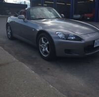 500 whp  2000 Honda S2000 Convertible $16,500 or trade automatic