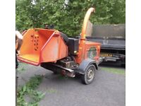 Timber wolf tw150 chipper 07909331150