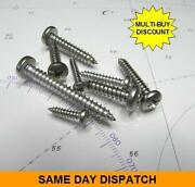 Pan Head Self Tapping Screws