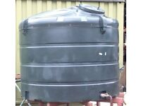 Used BV2500 (2500) litres oil Tank / Bund for sale.