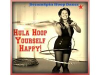 Hula Hoop - Beginners Workshop July 30th 12-2pm