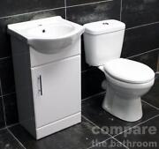 Toilet and Basin Unit