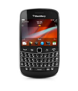 Product Highlights of the BlackBerry 9900