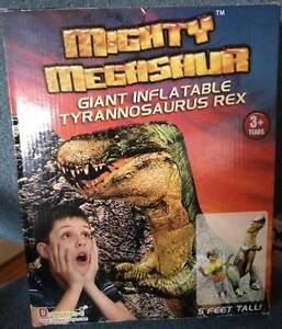 Giant Inflatable Tyrannosaurus Rex 3+ Years (New & Sealed in Box) Regents Park Auburn Area Preview