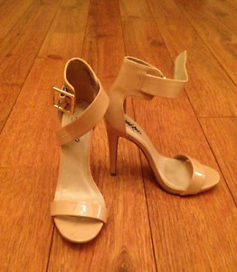 Sandal Heels size 5.5 and size 5