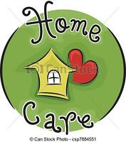 looking for senior care giver and or housekeeping job
