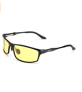HD Night Driving Glasses Polarized Anti-Glare BRAND NEW