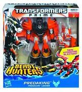 Transformers Predaking