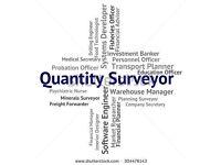 Chartered Quantity Surveyor - freelance