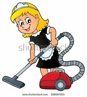 Wanted: Cleaning Lady for ASAP
