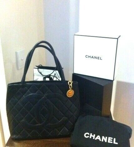 1c60c7fc2d46 Authentic Chanel Medallion 24k Quilted Lambskin Classic Tote Bag | Bags |  Gumtree Australia Bayside Area - Sandringham | 1209492802