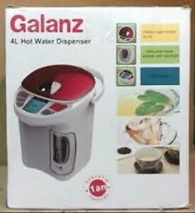 Galanz 4 Litre Hot Water Dispenser Water Boiler BRAND NEW
