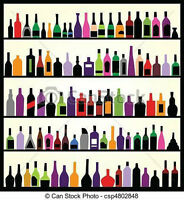 WANTED: Glass Liquor or Wine bottles you no longer need.