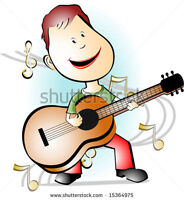 Wanted - Lead Acoustic Guitar Player
