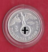 2 Reichsmark 1937