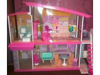 Bargain - Wooden Dolls House
