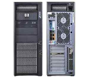 HP WORKSTATION Z800 TOWERS -20  PCS AVAILABLE