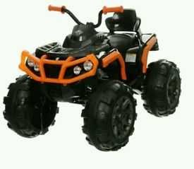 MGX KIDS ELECTRIC 12V QUAD BIKE CAR