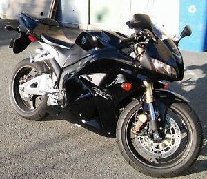 Honda CBR600RRA Noire *Impécable* *Très bien entretenue*