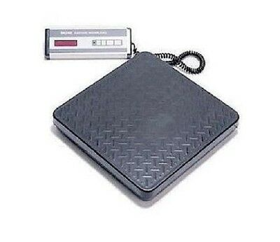 Siltec Ps-100l Shipping Weighing Scale 100lbx0.1lbbase 12x12.4heavy Dutynew