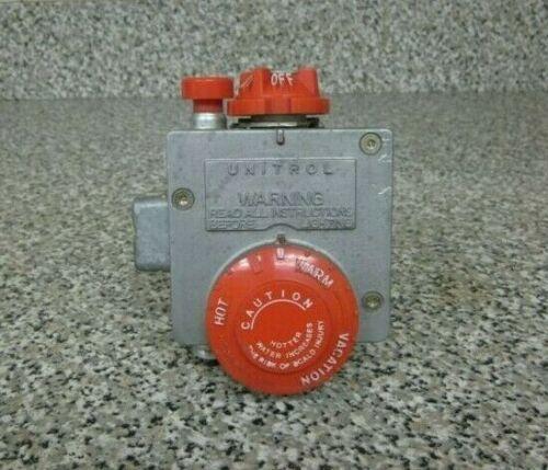 Rheem Robertshaw AP8555S R110RTSP 66-136-368 Water Heater Gas Valve Thermostat