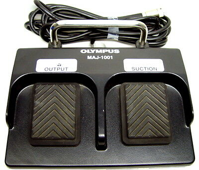 Olympus Maj-1001 Foot Switch Pedal Lithotriptor Lus-2