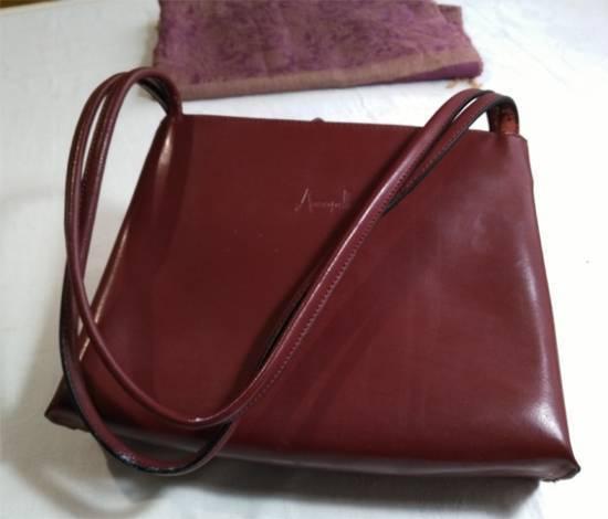 Maroon Dark Red Annapelle Handbag And Matching Scarf Bags Gumtree Australia Eastern Suburbs Randwick 1194201962