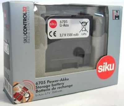Siku 1:3 2 Control Batteria Power Bank 37V 1500mAh per Camion Man 6705