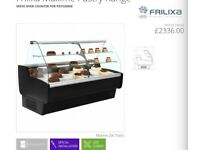 FLASH REFRIGERATED DISPLAY UNIT