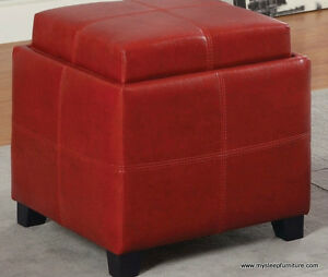 BRAND NEW- BAR STOOLS, STORAGE OTTOMANS, BENCHES- Many colors City of Toronto Toronto (GTA) image 4