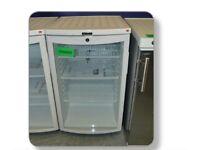Blizzard BC105 105 Ltr Undercounter Glass Door Display Cooler B GRADE CHEAP