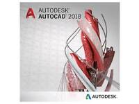 AUTOCAD 2018 FOR PC - FULL Engineering Software