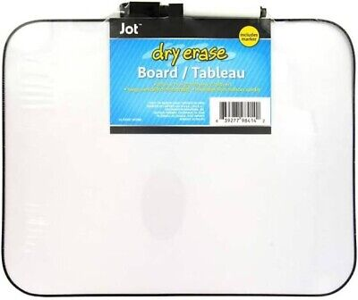 Easy Home-schooling Jot Magnetic Dry Erase Board 8.5 X 11 Brand New Sealed