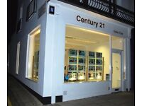 Sales/Marketing Assistant with CENTURY 21 in Holland Park W11 (Estate Agency)