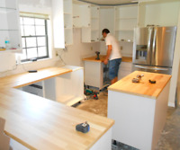 ARE YOU A PROFESSIONAL CABINET INSTALLER, HUNGRY AND WANT WORK?