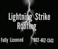 Roof Repairs 24/7 services  902-700-1770