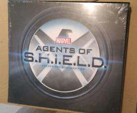 Agents Of S.H.I.E.L.D Season One Hardback Book
