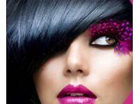 Hair stylist required unisex salon