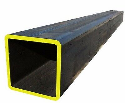 1 12 X 1 12 X 18 Steel Square Tube 4pc 12 Inches Long