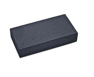 "Charcoal Soldering Block 5"" x 3"" x 1 1/4"" High Temperature"