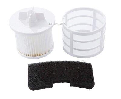 Post-motor-filter (Pre & Post Motor Filter Kit Type U66 For Hoover Spritz SE71 SZ04001)