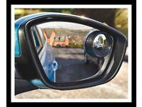 Set of 2 Blind Spot Mirrors