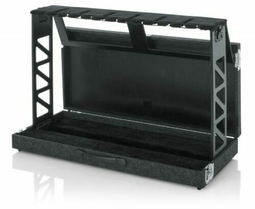 Gator - GTRSTD6 - Rack Style 6 Guitar Stand That Folds Into Case