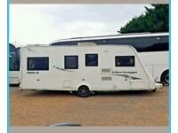 ✔FLEETWOOD HERTIAGE 4 BERTH FITTED MOTORMOVER TOP OF THE RANGE MODEL READY TO GO AIRCON ON ROOF