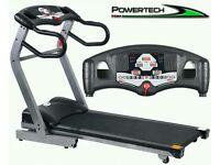 Treadmill running machine powertech