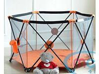 Portable Baby Playpen. New