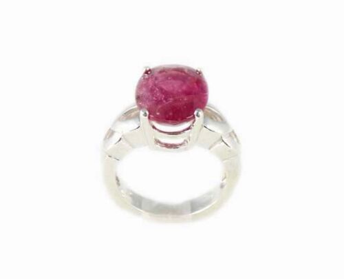 Rose Sapphire Ring 9ct Antique 19thC Medieval Sorcery Psychic Amulet Black Magic