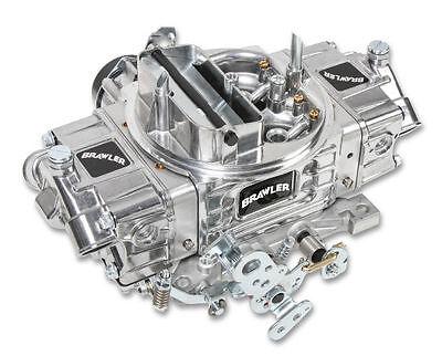Holley QuickFuel 4 Barrell 650CFM Street Carburetor Electric Choke Double Pumper