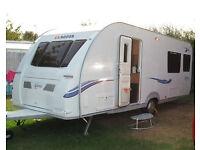 Adria Adora 2009 caravan